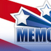 MEMORIAL DAY WEB SET 10624- 'HONOR THE BRAVE!