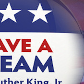 PATRIOTIC WEB SET 10610- 'MARTIN LUTHER KING