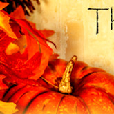 THANKSGIVING WEB SET 10695- 'A TIME TO GIVE THANKS'